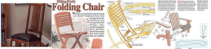 U201cGet Instant Access To 75 Wooden Chair Plans, Projects And Blueprints!u201d